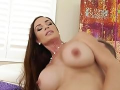 Big Jugged Sexpot Diamond Foxxx Is Leaned Over And Anal Invasion Fucked Rear End