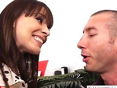 Dweeb It Man Helps Hot Office Cougar Dana Dearmond To Delete Her E-mail