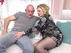 Old Duo Loves Having Fucky-fucky Like The Good Old Times - Hd Movie