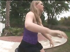 Big Bottomed Vamp Kiara Marie Rails A Big Black Dick And Gets Rear End Fucked