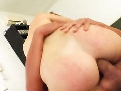 Rump Traffic - Tarra Milky In Assfucking Scene