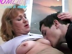 Mothers Moist Pu$$y For Boy Fucking Cougar