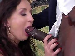 Emily Ross Gets Two Monster Dicks To Ruin Her Fuck-holes