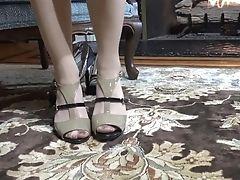 High High-heeled Shoes Elegance