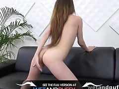Probing Her Cootchie With A Electro-hitachi For Wild Pleasure