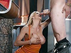 Blonde Alexis Fawx Knows No Boundaries When It Comes To Eating Her Fuck Buddys Ram Cane