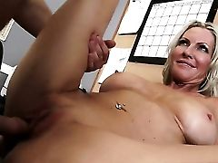 Emma Starr Is Fucking In The Office