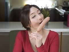 There Is Nothing Finer For Shiraki Yuuko Than Sucking A Dick