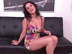Wild Chick Charley Chase Gives Him Some Foot, Mouth And Cooch