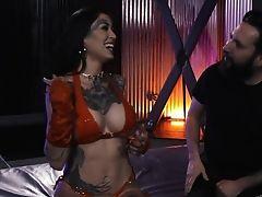Xxx Fucking With Gorgeous Tattooed Sweetheart Janey Doe. Hd