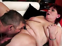Red-haired With Delicious Tits Gets Hammered Doofy By Hump Thirsty Dude