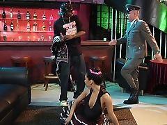 Interracial Mmf Threesome With Asian Pornographic Star Asa Akira In Hd