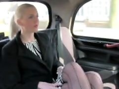 Faketaxi Posh Blonde Has Romp To Get Her Pissing Flick Deleted