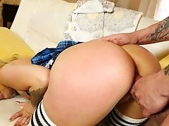 This Blondie Is So Damn Sexy And She Is One Arousing Whore To Witness