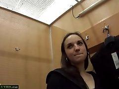 Mallcuties Teenager - Youthfull Public Chick, Czech Teenage Woman