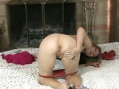 Dirty-minded Cougar Jamie Foster Wanna Pet Her Own Matures Slit