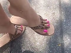 Miliani Pink Toes