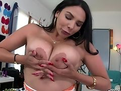 Hot Mummy Missy Martinez Hungers For Sack Deep Butt Invasion
