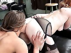 Alysa And Amy Brooke Are Mischievous And Hungry For Some Xxx Girly-girl Fuck Scene