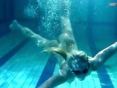 Two Foxy Lassies Have Some Perverse Joy Under The Water