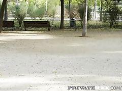 Privateblack - Ani Blackfox Dps 1 Black & 1 Milky Manhood!