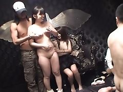 Jav Swingers Club Orgy Cheating Orgy Soiree In Hd