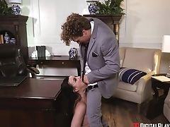 Biz Woman With Sexual Magnetism Dana Dearmond Is Fucked Hard In The Office