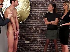 Female Pervs Undress Model