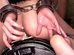 Male Domination Porno With Whorish Nikki Bell